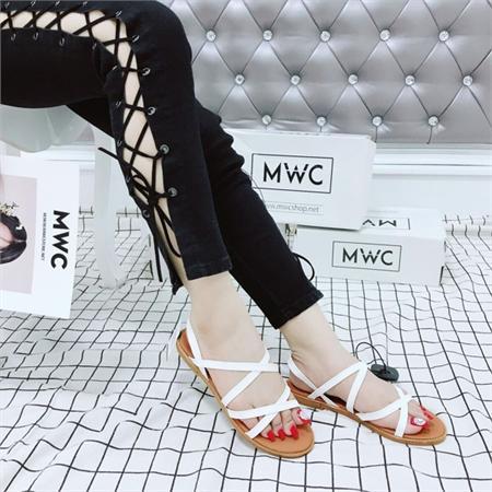 Giày sandal nữ MWC NUSD- 2609
