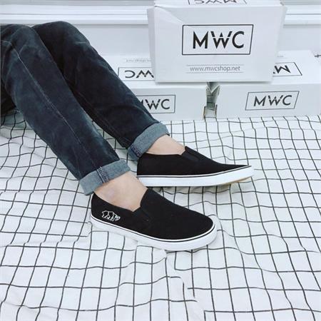 Giày Slipon nam MWC NASL- 6042