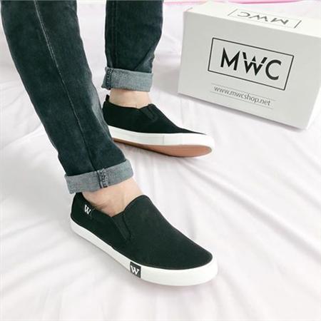 Giày Slipon nam MWC NASL- 6036