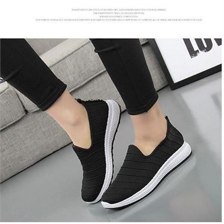 Giày Slipon nữ MWC NUSL- 1534
