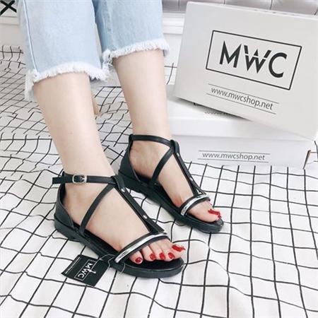 Giày sandal nữ MWC NUSD- 2592