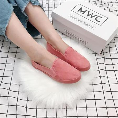 Giày Slipon nữ MWC NUSL- 1529