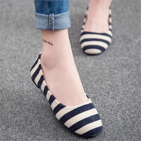 Giày Slipon nữ MWC NUSL- 1531