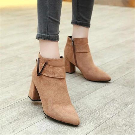 Giày boot nữ NUBO MWC- 4018