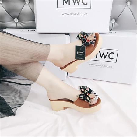 Dép nữ MWC NUDE- 3043