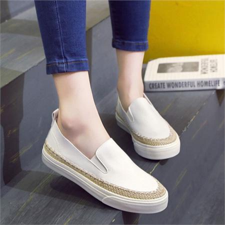 Giày Slipon nữ MWC NUSL- 1538