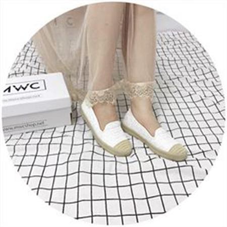 Giày Slipon nữ MWC NUSL- 1535