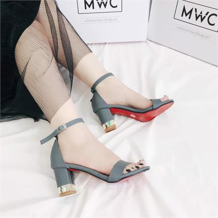 Giày cao gót MWC NUCG- 3652