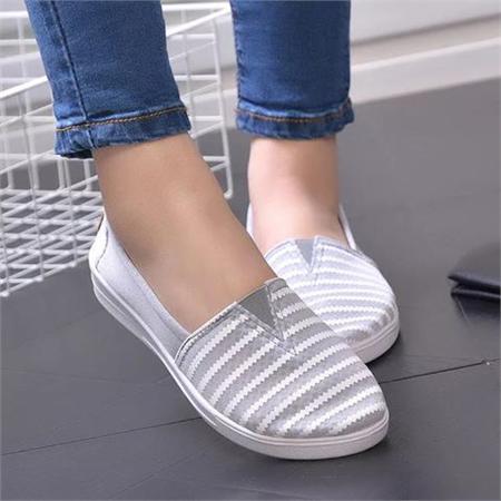 Giày Slipon nữ MWC NUSL- 1537