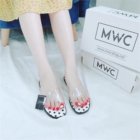 Dép nữ MWC NUDE- 3099