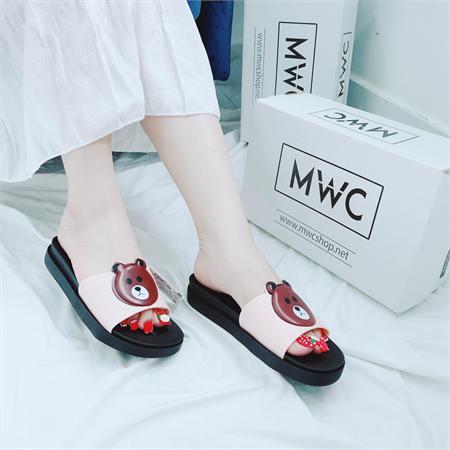 Dép nữ MWC NUDE- 3102