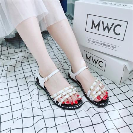 Giày sandal nữ MWC NUSD- 2617
