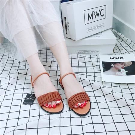Giày sandal nữ MWC NUSD- 2623