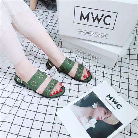 Giày sandal nữ MWC NUSD- 2619