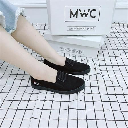 Giày Slipon nữ MWC NUSL- 1547
