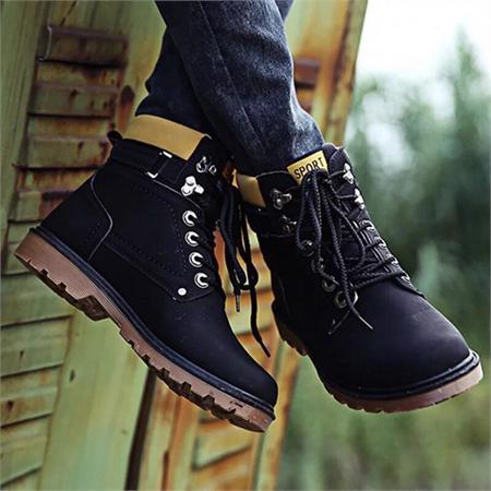 Giày boot nam MWC NABO- 8022