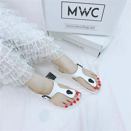 Dép nữ MWC NUDE- 3107