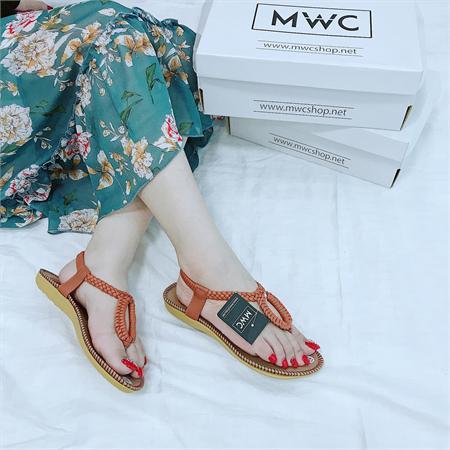 Giày sandal nữ MWC NUSD- 2630