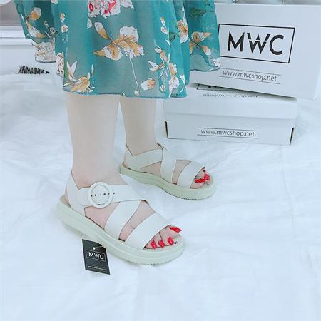 Giày sandal nữ MWC NUSD- 2628