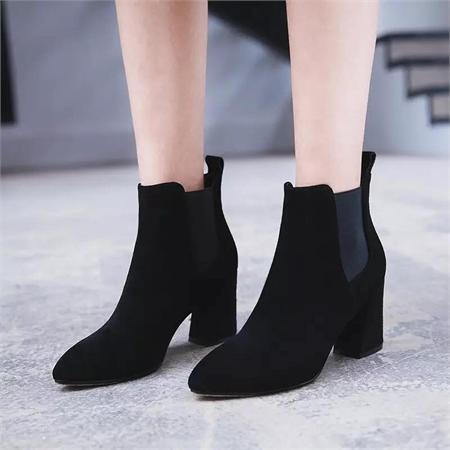 Giày boot nữ MWC NUBO- 4051