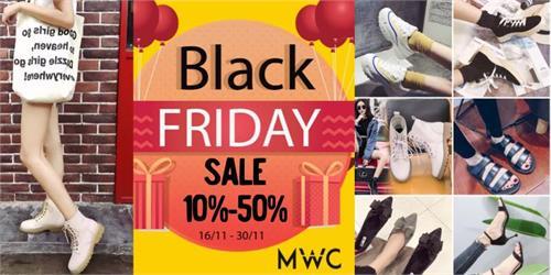 BLACK FRIDAY- SALE LIỀN TAY ĐẾN 50%