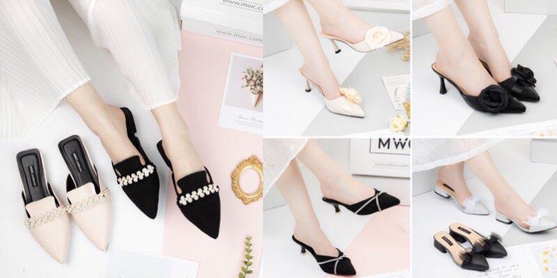 Shop giày MWC, giày nam, giày nữ HCM