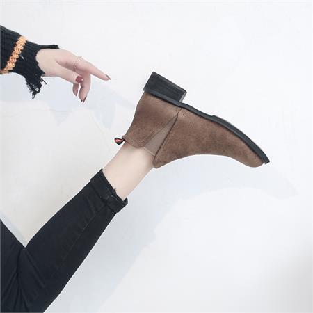 Giày boot nữ MWC NUBO- 4067
