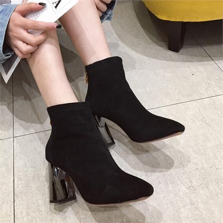 Giày boot nữ MWC NUBO- 4071