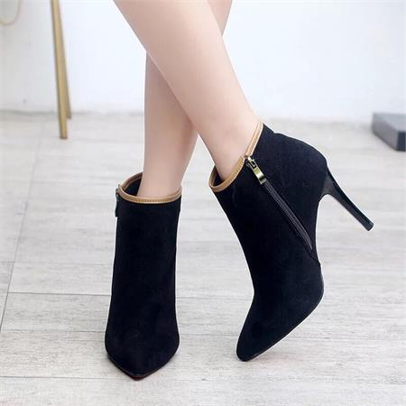 Giày boot nữ MWC NUBO- 4072
