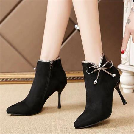 Giày boot nữ MWC NUBO- 4078