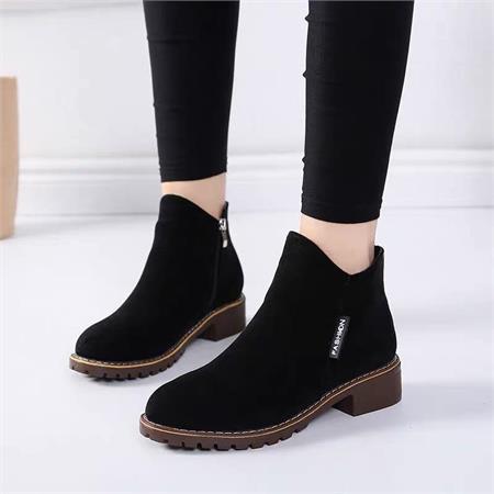 Giày boot nữ MWC NUBO- 4085