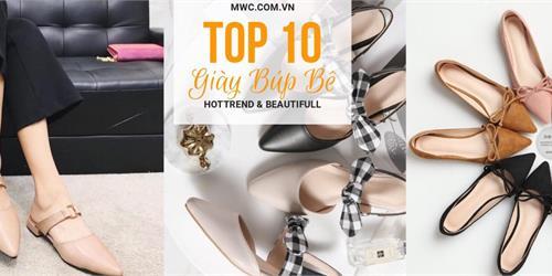 SIÊU MÊ VỚI TOP 10 MẪU BÚP BÊ TREND NHẤT THÁNG 8 DÀNH CHO NÀNG